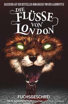 Ben Aaronovitch: Die Flüsse von London - Graphic Novel, Buch