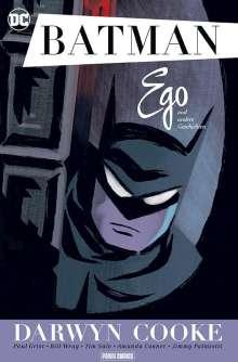Darwyn Cooke: Batman: Ego und andere Geschichten (Deluxe Edition), Buch
