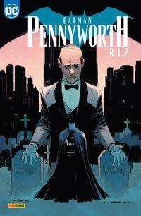 Tom King: Batman Sonderband: Pennyworth R.I.P., Buch