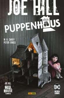 Joe Hill: Joe Hill: Das Puppenhaus, Buch
