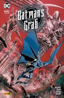 Warren Ellis: Batman: Batmans Grab, Buch