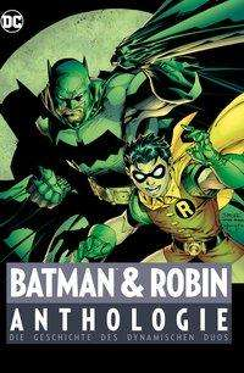 Bill Finger: Batman & Robin Anthologie, Buch