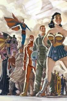 Darwyn Cooke: DC New Frontier - Schöne, neue Welt (Absolute Edition), Buch