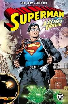 Geoff Johns: Superman: Secret Origin, Buch
