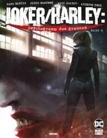 Kami Garcia: Joker/Harley: Psychogramm des Grauens, Buch