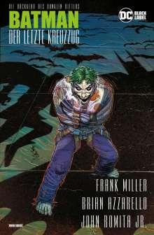 Frank Miller: Batman: Der letzte Kreuzzug, Buch