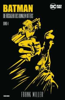 Frank Miller: Batman: Die Rückkehr des Dunklen Ritters (Alben-Edition), Buch