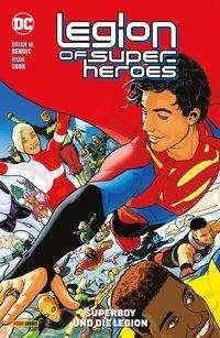 Brian Michael Bendis: Legion of Super-Heroes, Buch