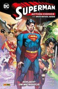 Brain Michael Bendis: Superman: Action Comics, Buch