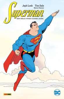 Jeph Loeb: Superman: Ein Held fürs ganze Jahr, Buch