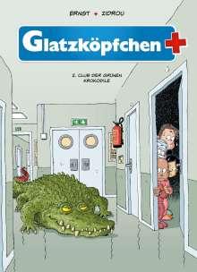 Zidrou: Glatzköpfchen, Buch