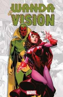 Steve Engelhart: Wanda & Vision, Buch
