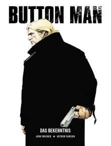 John Wagner: Button Man, Buch