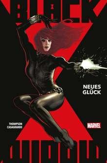 Kelly Thompson: Black Widow - Neustart, Buch