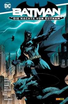 Brad Meltzer: Batman: Die Nächte von Gotham, Buch