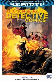 James Robinson: Batman - Detective Comics, Buch