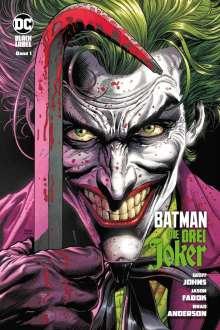 Geoff Johns: Batman: Die drei Joker, Buch
