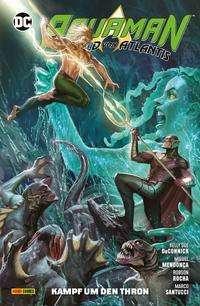 Kelly Sue Deconnick: Aquaman - Held von Atlantis, Buch