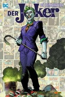 Scott Snyder: DC Celebration: Der Joker, Buch