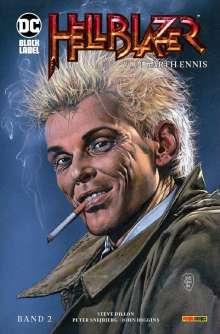 Garth Ennis: Hellblazer von Garth Ennis, Buch
