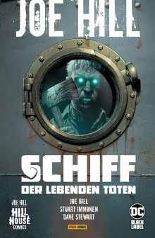 Joe Hill: Joe Hill: Schiff der lebenden Toten, Buch