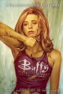 Joss Whedon: Buffy The Vampire Slayer (Staffel 8) Höllenschlund-Edition, Buch