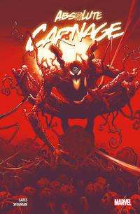 Donny Cates: Absolute Carnage, Buch