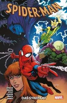 Nick Spencer: Spider-Man - Neustart, Buch