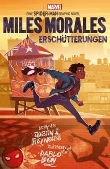 Justin A. Reynolds: Spider-Man: Miles Morales - Erschütterungen, Buch