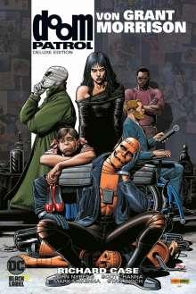 Grant Morrison: Doom Patrol von Grant Morrison (Deluxe Edition), Buch