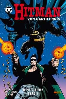 Garth Ennis: Hitman von Garth Ennis (Deluxe Edition), Buch