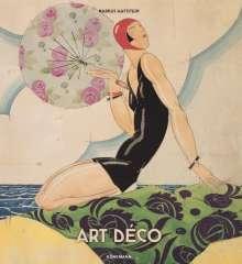 Markus Hattstein: Art Deco, Buch
