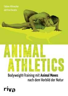 Fabian Allmacher: Animal Athletics, Buch