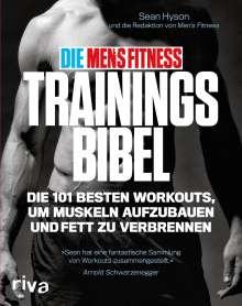 Sean Hyson: Die Men's Fitness Trainingsbibel, Buch