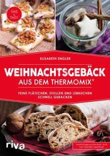 Elisabeth Engler: Weihnachtsgebäck aus dem Thermomix®, Buch