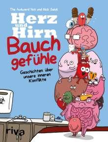 Nick Seluk: Herz und Hirn: Bauchgefühle, Buch