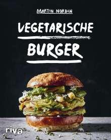 Martin Nordin: Vegetarische Burger, Buch