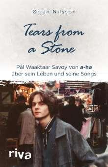 Ørjan Nilsson: Tears from a Stone, Buch