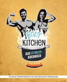 Yvonne Pferrer: Body Kitchen - Das Fitness-Kochbuch, Buch