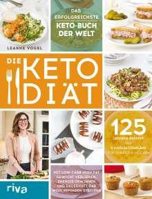 Leanne Vogel: Die Keto-Diät, Buch