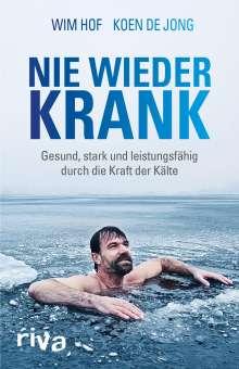 Wim Hof: Nie wieder krank, Buch