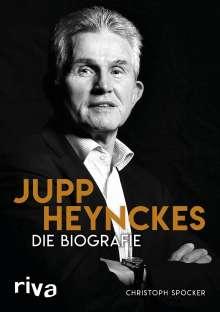 Christoph Spöcker: Jupp Heynckes, Buch