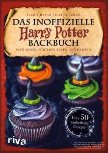 Tom Grimm: Das inoffizielle Harry-Potter-Backbuch, Buch