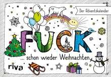 FUCK - Der Adventskalender, Buch