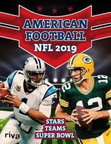 Markus Schulz: American Football: NFL 2019, Buch