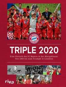 Ulrich Kühne-Hellmessen: Triple 2020, Buch