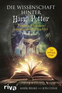 Mark Brake: Die Wissenschaft hinter Harry Potter, Buch