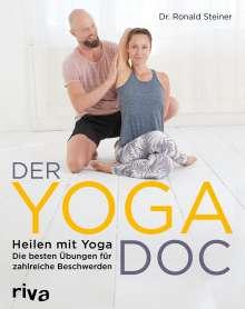Ronald Steiner: Der Yoga-Doc, Buch