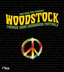 Mike Evans: Woodstock, Buch