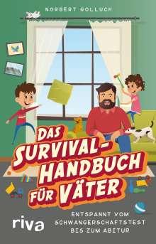 Norbert Golluch: Das Survival-Handbuch für Väter, Buch